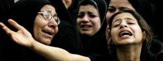 """Una esclava sexual de 8 años del ISIS se quema para """"estar fea"""" y que no la violen más"""