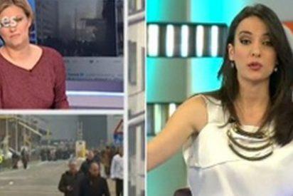 Las explosiones en Bruselas alteran la programación de las televisiones