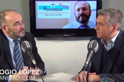 """Eulogio López (Hispanidad): """"Hay marcas que pagan para que no se hable de ellas y eso me parece muy grave"""""""