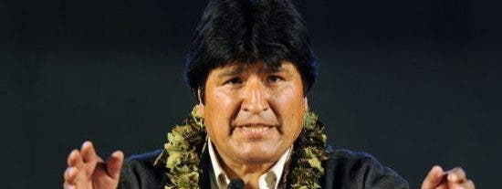"""Evo Morales quiere conocer al hijo a quien creía muerto """"para cuidarlo"""""""