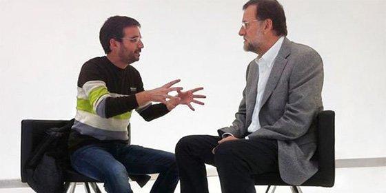 """Jiménez Losantos: """"¿Quién le ha dicho a Rajoy que va a ganar votos yendo a lamerle las Converse a Jordi Évole?"""""""