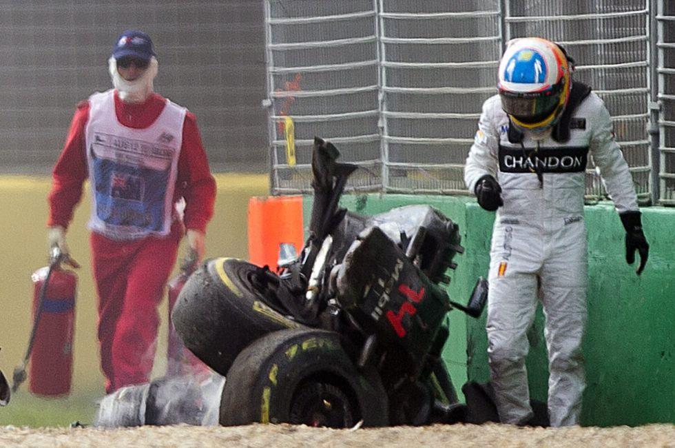 La FIA no le da el 'OK' a Fernando Alonso, que no correrá en Baréin