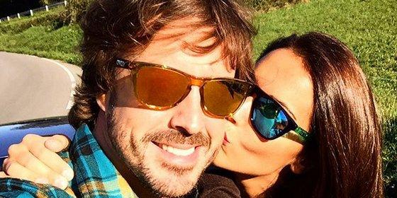 'Bye bye, Lara Álvarez': Fernando Alonso corta con sus novias como con las escuderías