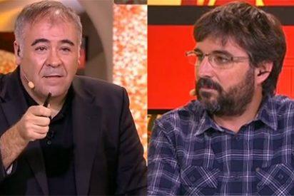 """El rejón de Évole a Ferreras: """"Si Florentino Pérez fuera del ISIS, seguiría defendiéndole"""""""