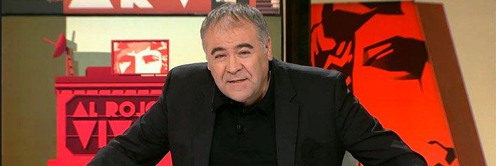 "Ferreras se queda solo contra toda la prensa por defender a Podemos: ""La guerra entre Errejón e Iglesias no existe"""