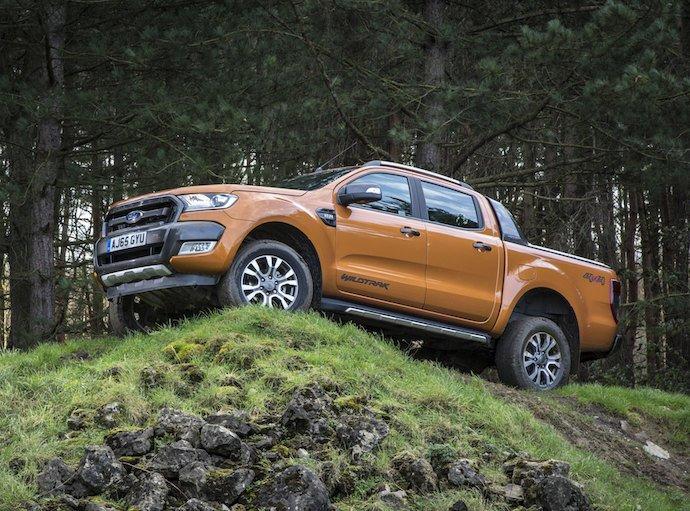 Ford Ranger, un 4x4 muy yanqui para una completa gama