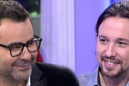 """Jorge Javier Vázquez y María Teresa Campos despellejan a Pablo Iglesias y su apoyo a ETA """"¡Ha sido horrible!"""""""