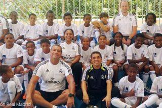 La Fundación Real Madrid, con Misiones Salesianas