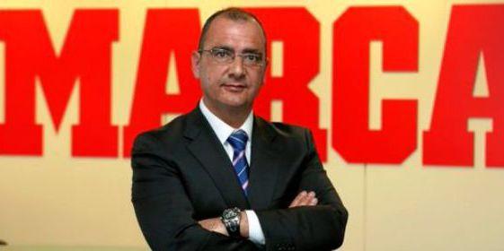 Juan Ignacio Gallardo es el nuevo director del diario deportivo 'Marca'
