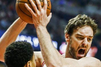 Los Bulls de Pau Gasol no evitan la derrota en la inexpugnable cancha de San Antonio