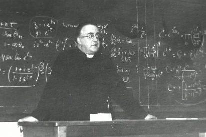 George Lamaître, el cura del big bang
