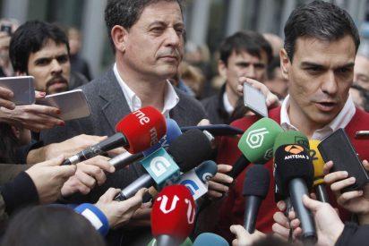 El seis veces imputado Gómez Besteiro renuncia a la Xunta pero seguirá al frente del PSdeG