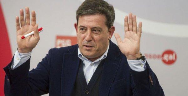Besteiro destinó 498.000 en dispendios para empleados en la Diputación de Lugo