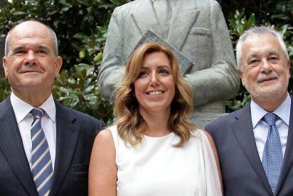 El juez silenció la citación a Manuel Chaves y José Antonio Griñán para salvar al socialista Pedro Sánchez