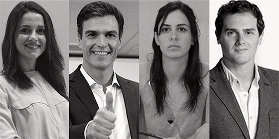 ¿Quieres votar qué políticos españoles te parecen más seductores? ¡Participa!