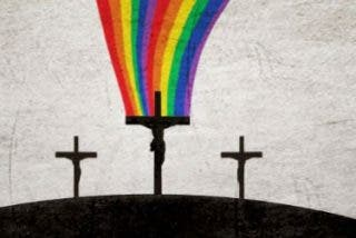 A lesbianas, gais, transexuales y bisexuales