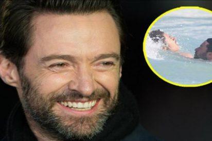 Así salva Hugh Jackman a su hijo y a dos turistas de morir ahogados