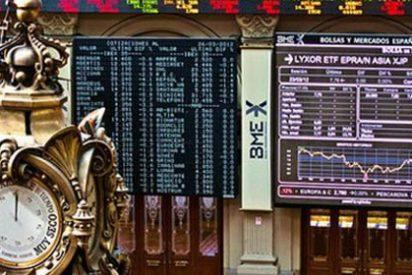 El Ibex cede un 0,32% en la media sesión y se despide de los 9.000 puntos