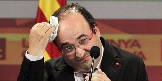 El PSC da alas al independentismo en Cataluña: Iceta dice que aceptaría un referéndum 'a la canadiense'