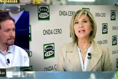 El sopapo de Julia Otero causa estragos en Podemos