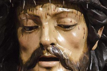 Dañan la imagen de Nuestro Padre Jesús Nazareno de Osuna