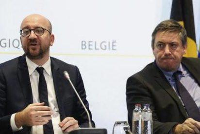 El incompetente ministro del Interior belga presenta su dimisión y el incapaz del presidente no la acepta