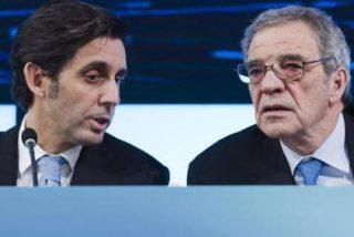 César Alierta deja la presidencia de Telefónica y propone a Alvarez-Pallete como sustituto