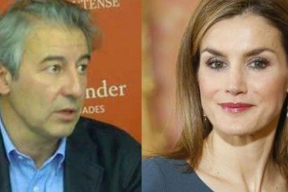 """El director adjunto de El Mundo responde a Doña Letizia por llamar """"mierda"""" a 'La Otra Crónica'"""
