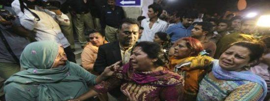 [VÍDEO] Masacre cristiana en un parque infantil: 69 muertos y 290 heridos