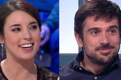 Los tuiteros pintan la cara a Ramón Espinar e Irene Montero por prestar más atención al Twitter que a Pedro Sánchez