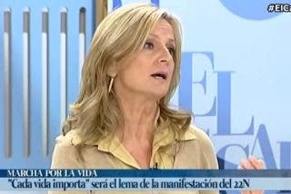 Isabel San Sebastián demanda a El Confidencial por