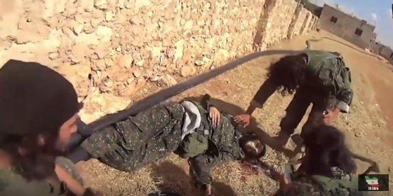 El yihadista gafe del ISIS que graba su propia muerte con una GoPro