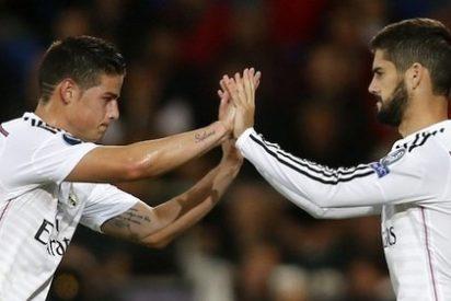 El Real Madrid pondrá en el mercado a Isco y James este verano