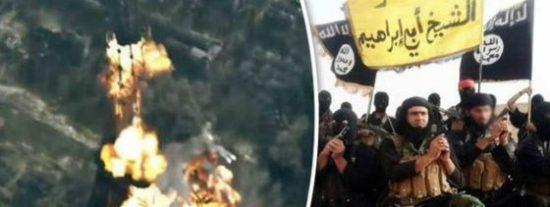 El espeluznante vídeo prohibido del ISIS volando en pedazos la Torre Eiffel