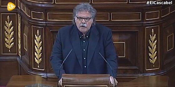 """El exabrupto separatista de Tardà: """"Proclamaremos la república de Cataluña"""""""
