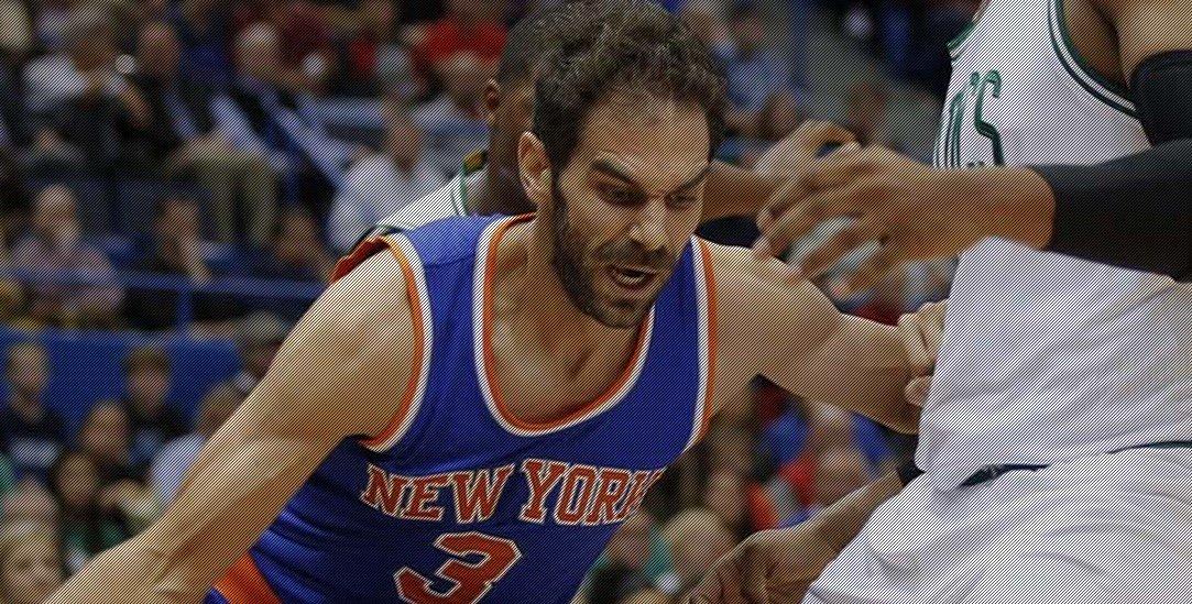 Calderón se lesiona y Ricky pasa desapercibido en las derrotas de Knicks y Timberwolves
