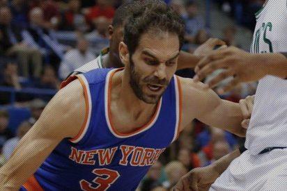 José Manuel Calderón con los Knicks vuelve a superar a unos Bulls sin Pau Gasol