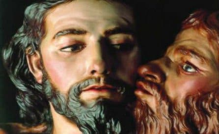 La quema de Judas