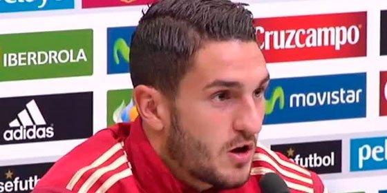"""Jorge Resurrección 'Koke': """"Vamos a mejorar para la Eurocopa"""""""