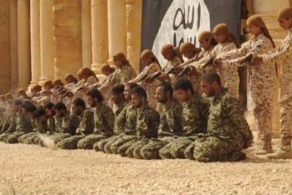 El Ejército sirio expulsa a cañonazos a los terroristas del DAESH de las ruinas de la antigua ciudad de Palmira