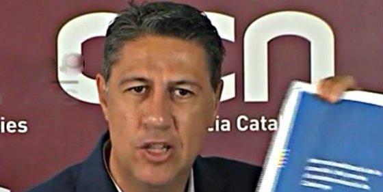 """Xavier García Albiol (PP) ve un error la reunión Guindos-Junqueras porque un ministro """"cae en la trampa"""""""