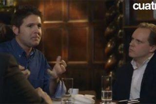"""Daniel Lacalle clama contra el nuevo programa de Jesús Cintora: """"Me editaron toda la intervención"""""""