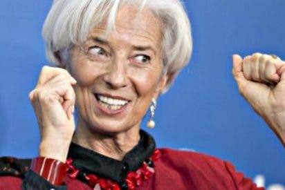 Christine Lagarde pide renovar a su 'número dos', el estadounidense David Lipton