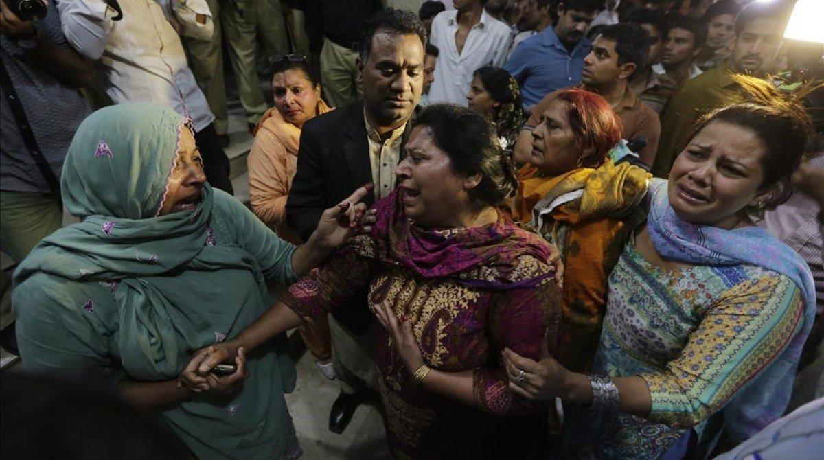 """La Santa Sede condena la """"horrible masacre de decenas de inocentes"""" en Lahore"""