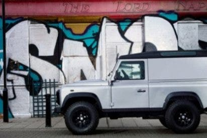 Land Rover Defender X-Tech