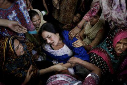 Los cristianos, objetivo de los talibanes en Oriente Medio