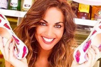 Lara Álvarez, radiante y feliz en su nueva vida sin Fernando Alonso