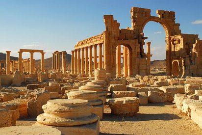 El Ejército sirio arrebata a los fanáticos islámicos del DAESH el control de los histórica de Palmira