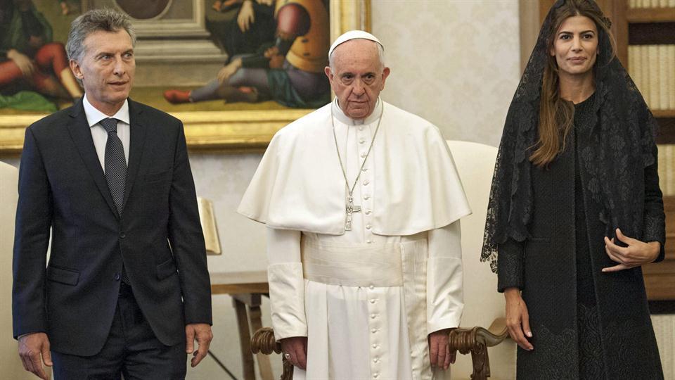 """Francisco cambia el protocolo para poder recibir a jefes de Estado con """"una situación matrimonial irregular"""""""