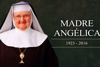 Murió la Madre Angélica, fundadora de EWTN